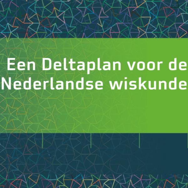 Deltaplan voor de wiskunde